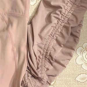 Fabletics Pants & Jumpsuits - Fabletics High Waisted leggings EUC - Pastel Rose